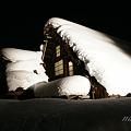 まどろみの 雪の深さに 感無量