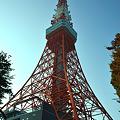 Photos: 東京タワーと青空