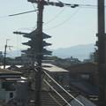 近鉄京都線の車窓0003