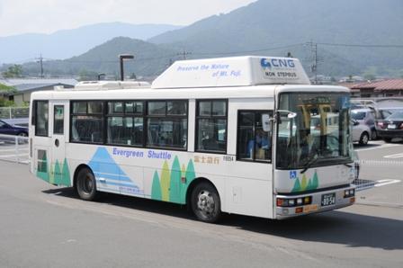富士急山梨バス F8054
