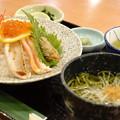 のどぐろ海鮮丼セット(北陸道【上り】・小矢部川SA)