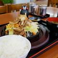 ジンギスカン鍋定食(中国道【上り】・真庭PA)
