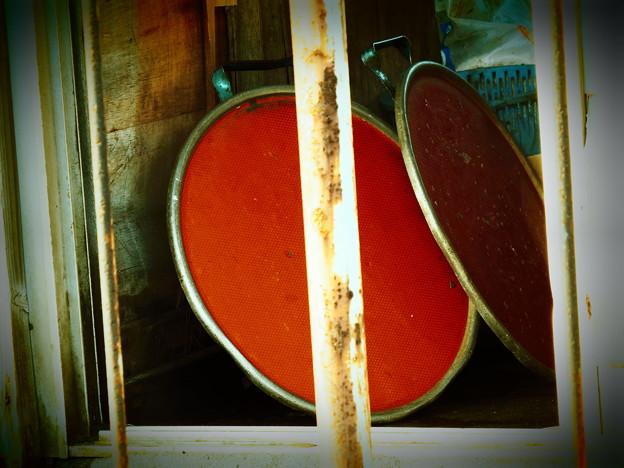 赤色反射板×2