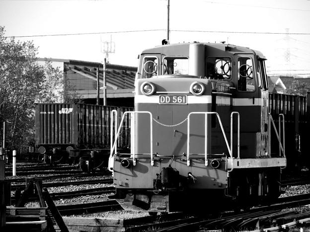 秋田臨海鉄道DD56‐1 vol.2