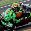 #01 TRICK STAR Racing 出口修選手