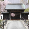 光福寺の山門