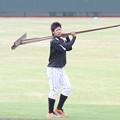 Photos: トンボ係