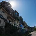 Photos: まぶしい太陽 (池島)