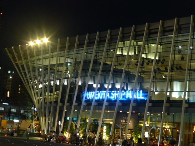 ウメキタSHIPHALL