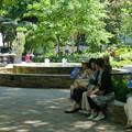 Photos: 公園でひと休み