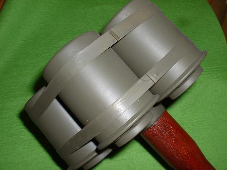 LS「STIHGR 24」ベース 収束手榴弾の結束バンド 部 Doburoku-TAO