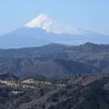 写真: 富士山クッキリ