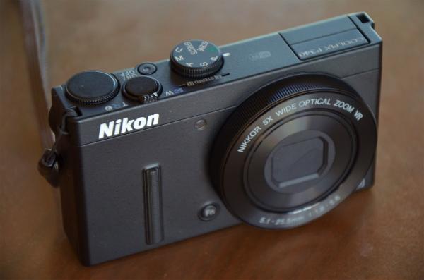 Nikon P340の中古美品を16,000円で購入