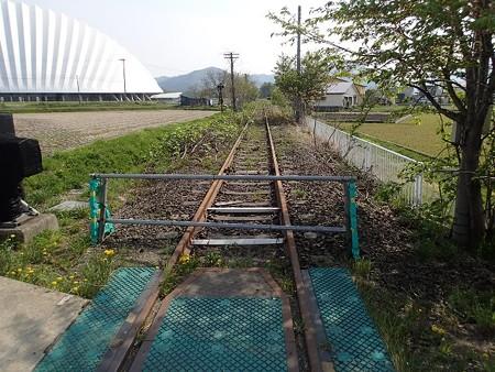 27 GW 秋田 小坂鉄道 廃線敷 2