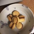 写真: ムスメが焼いたクッキー