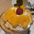 写真: デザート