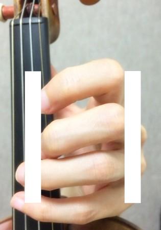 中野・江古田 バイオリン 個人レッスン ヴィオラ 吉瀬弥恵子 ワイズ音楽教室 4の指が届かない人【後編】