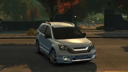Honda C-RV (6)