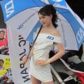 写真: 松瀬結衣 2014 鈴鹿8耐 浜松エスカルゴ H-TEC関東 PGR 久保山正朗 中津原尚宏 CBR1000RR 5