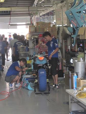 2014 鈴鹿8耐 Honda DREAM 和歌山 西中綱 岸田尊陽 新庄雅浩 CBR1000RR 039