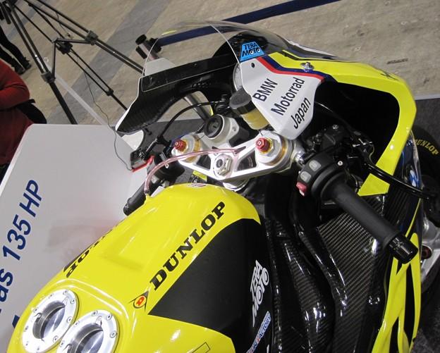 Photos: 2014 鈴鹿8耐 BMW HP4 寺本幸司 Pedoro.VALLCANERASFLORES Hangdae.CHO Tras 13 535