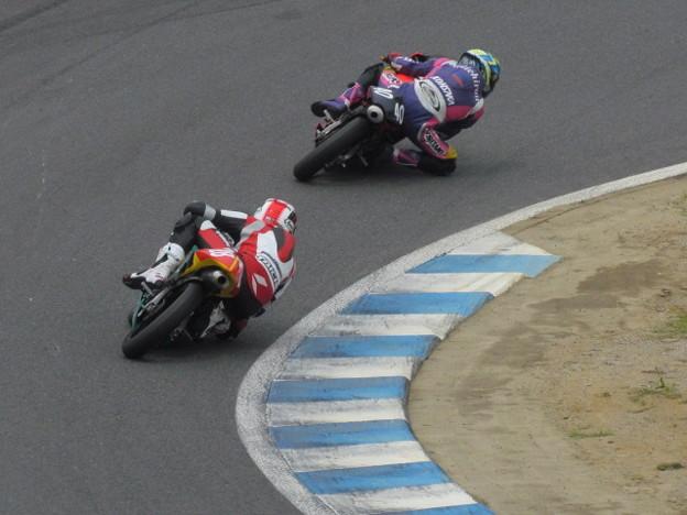 写真: 2014年 MFJ 全日本ロードレース選手権シリーズ第3&4戦 J-GP3 13