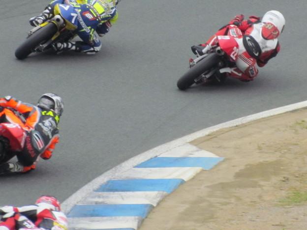 写真: 2014年 MFJ 全日本ロードレース選手権シリーズ第3&4戦 J-GP3 15