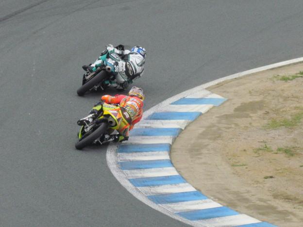 写真: 2014年 MFJ 全日本ロードレース選手権シリーズ第3&4戦 J-GP3 18