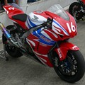 写真: 2013 #16 吉田 光弘 Honda熊本レーシング CBR1000RR P1270855