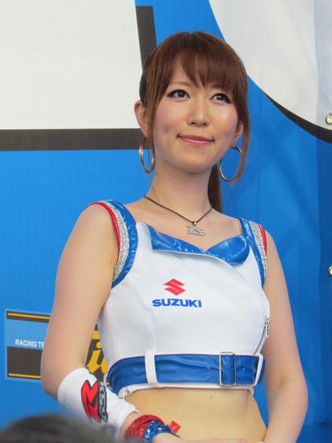 写真: 2014 鈴鹿8耐 浜松チームタイタン 清水祐生 犬木翼 大城光 SUZUKI GSX-R1000 81