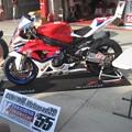 写真: 2014 鈴鹿8耐 CONFIA 周 Motorrad39 高宮義文 高橋芳延 古澤幸也 BMW HP4 410