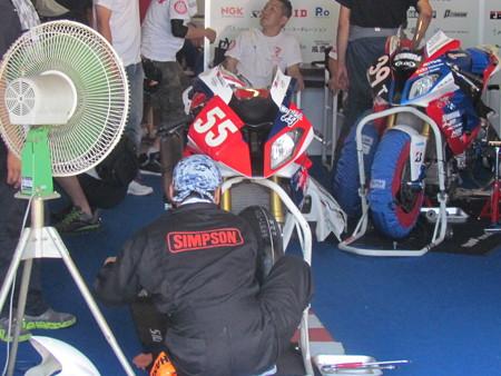 2014 鈴鹿8耐 CONFIA 周 Motorrad39 高宮義文 高橋芳延 古澤幸也 BMW HP4 94