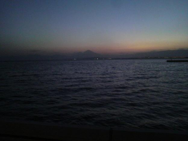 江の島大橋から